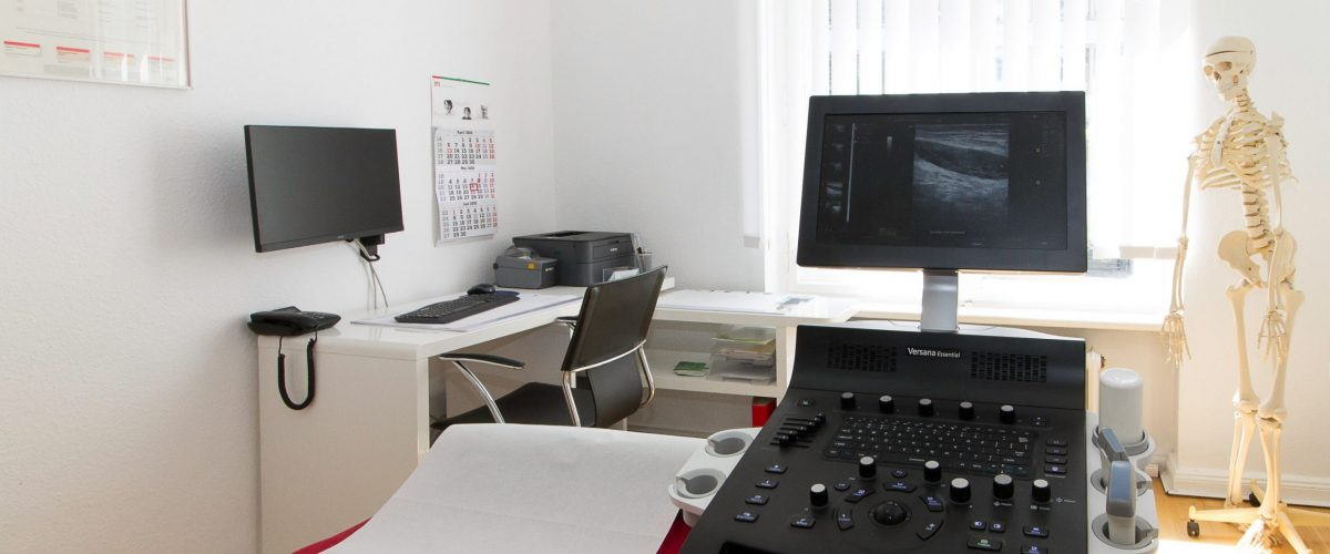 Ultraschall (Sonographie)